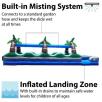 35ft Palm Tree Slip N Slide Rentals Water Slide For Rent
