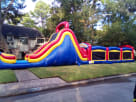 60ft Obstacle course interactive