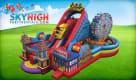 Amusement Park Jump House Rentals