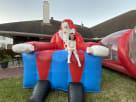 Inflatable Santa Chair Rentals