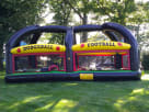 Sports Game Bounce House in Dallas