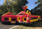 Double Rush Inflatable