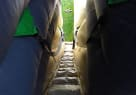 Excalibur Climbing Stairs Bounce House Rental