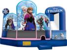Dazzling Frozen Moonwalk