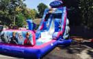 Wet Frozen Kids Party Rentals