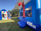 Christmas Party Rental Bounce Houses