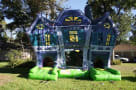 Front of the Haunted House Rental