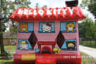Front Step Entrance of Hello Kitty Jumper