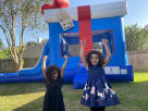 Gift Shaped Bounce House Party Rentals