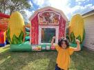 Corn Maze Party Rentals Bounce House