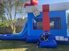 Birthday Gift Box with Slide Moonwalk