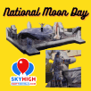 King of the Moon Walk Inflatable