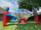Paw Patrol Toddler Bounce Houses