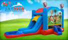 Paw Patrol Wet or Dry Combo