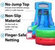 15ft Spongebob Retro Wet/Dry Slide