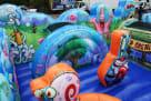 Spongebob Indoors Bounce House