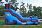 Train Party Slide