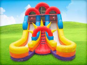16ft Jr. Double (Wet/Dry) Slide
