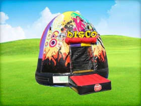 Disco Dome Bounce House Rentals