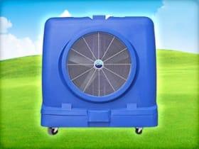Evaporative Cooling Fan Rentals