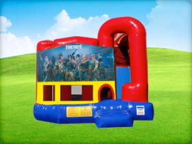 Fortnite Bounce House 4in1
