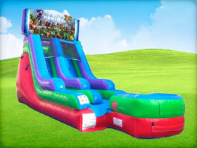 15ft Roblox Retro Wet/Dry Slide