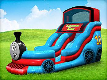 Thomas Train Slide Rental