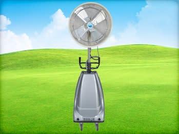 Cooling Misting Fans For Rent