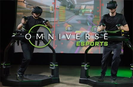 Virtual Reality Omni Rental