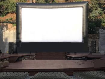Houston Austin Dallas Texas Outdoor Movie Screening