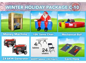 Dallas Winter Holiday Package C10