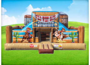 Wild West Cowboy Toddler Playland