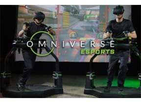 1 Virtuix Omni VR & Treadmill