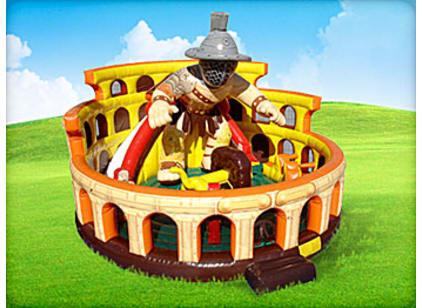 Gladiator inflatable