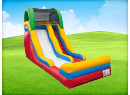 15ft water slide rental