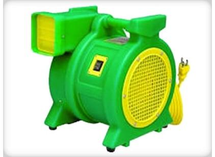 1hp air blower fan rental