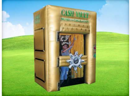 Cash Vault Money Machine Rental