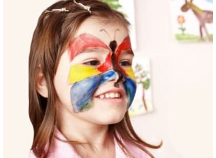 Face Painting For Hire