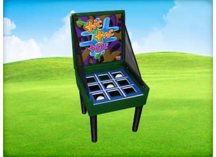 Tic Tac Toe Party Game Rentals