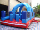 Inflatable All Stars Obstacles