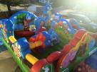 Animals Toddler Elephant Bouncy Castle