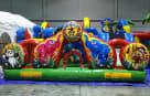Zoo Animal Toddler Bounce House