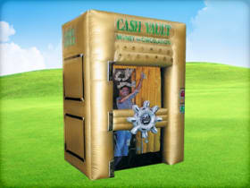 Cash Vault Money Machine Rental