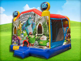 Monsters University Party Rental