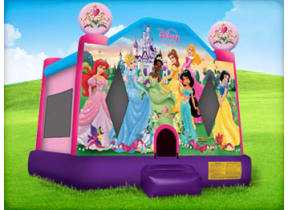 Disney Princess 2 Moonwalk