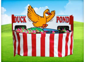Duck Pond Carnival Game