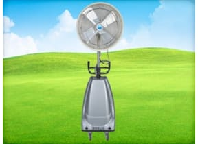 "24"" Portable Misting Fan Rental"