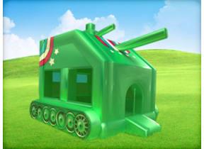 Tank Moonwalk (Tiny Yard Series)
