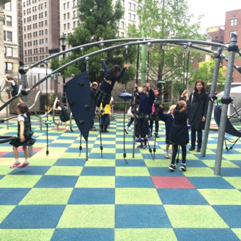 Union Square Park Playground: New York, NY