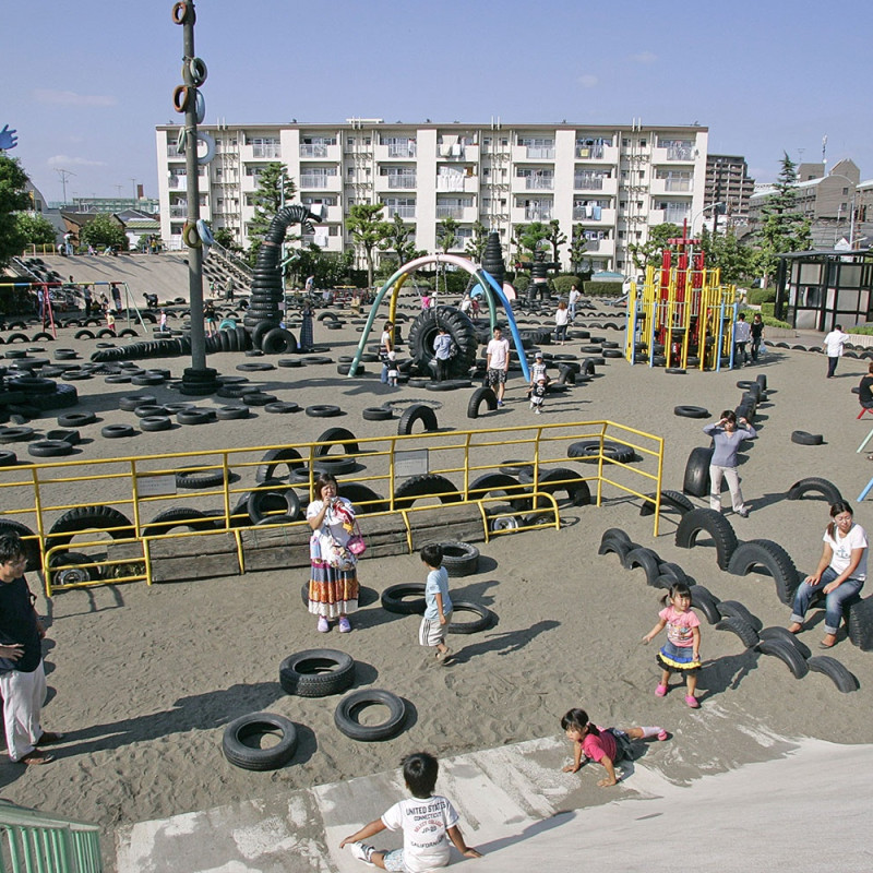Nishirokugo Park